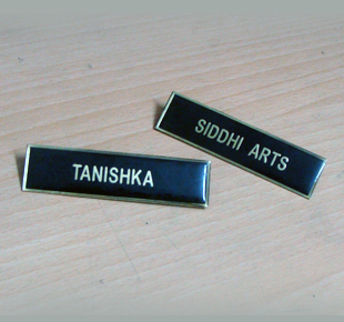 Brass Name Plates